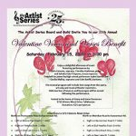 Valentine Voices & Verses Benefit