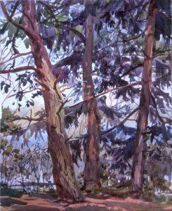 POSTPONED - Plein Air Watercolor Painting Workshop with Natalia Andreeva