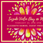 Suzuki Violin Day @ MLE