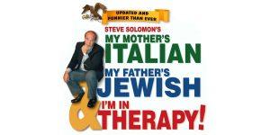 "Steve Solomon's ""My Mother's Italian, My Fathe..."