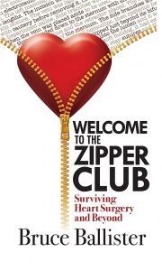 "Bruce Ballister's ""Welcome to the Zipper Club"" Book Signing"