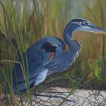Wet and Wild - Paintings by Brenda Francis and Debbie Gaedtke