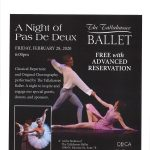An Evening of Pas de Deux presented by The Tallahassee Ballet