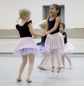 The Tallahassee Ballet Frozen 2 Dance Camp