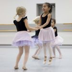 The Tallahassee Ballet Star Wars Dance Camp
