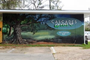 Cascades Grove Murals