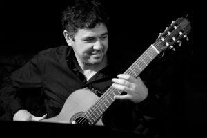 CANCELLED - World Music & Classical Guitar - Alejandro Rowinsky