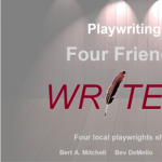 POSTPONED - Four Friends with the WRITE Stuff