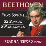 CANCELLED - Faculty Recital- Read Gainsford Beethoven Piano Sonatas (4 of 8)