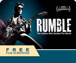 CANCELLED - Rumble: The Indians Who Rocked the Wor...
