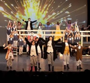 """July 13 - July 31 Mainstage Camp (Ages 8 and up) """"Rise Up: An American Showcase"""""""