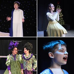 """August 3 - 7 Mainstage Camp (Ages 8 and up) """"Making Light Has Talent!"""""""