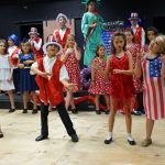 "July 27-31 Rising Stars Camp (ages 5-7) ""American Symbols on Parade"""