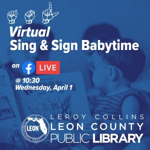Virtual Sing and Sign Babytime