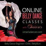 Online Belly Dance Beginner Class