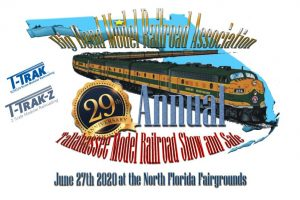 CANCELLED 29th Annual Tallahassee Model Railroad Show & Sale