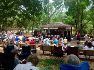 Pioneer Breakfast and Jazz and Blues Festival 2020...