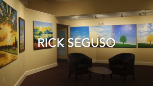 Video Tour of Rick Seguso's Exhibition