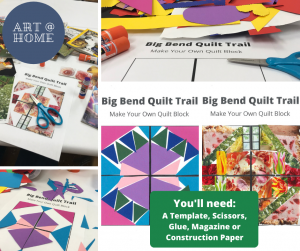 Art at Home: Big Bend Quilt Trail