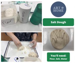 Art at Home: Salt Dough