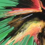 Go With The Flow At-Home   3 Dynamic Fluid Art Classes