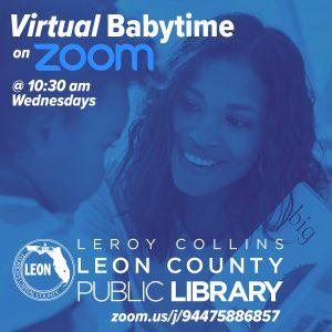 Virtual Babytime on Zoom