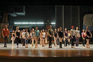 Online Adult Ballet Class