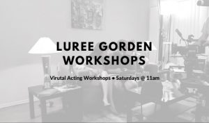 Luree Gorden Workshops