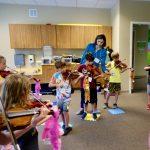 Beginning Violin Classes