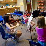 String Chamber Music Classes