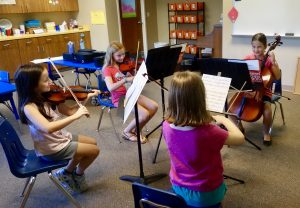 String Chamber Music Classes
