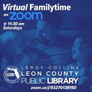 Virtual Familytime on Zoom