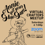 Virtual Annie Get Your Glue Gun