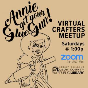 Virtual Annie Get Your Glue Gun