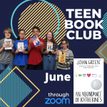Virtual Teen Book Club