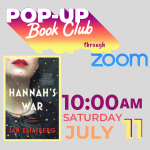 Virtual Pop-Up Book Club