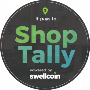 Shop Tally with Swellcoin