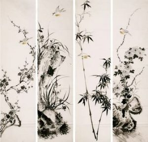Taste of Sumi-e, Experience the Ancient Artform of Japanese Ink Painting