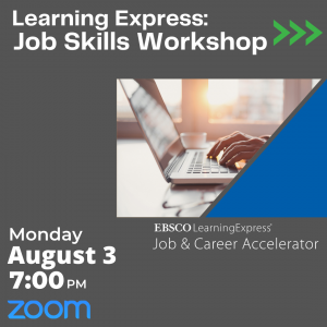 Learning Express: Job Skills Workshop