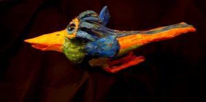 Wacky Birds - Paper Mache Workshop