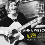 Live Music on the Patio @ Andrew's Downtown: Anna Wescoat