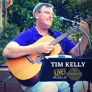 Live Music on the Patio @ Andrew's Downtown: Tim Kelly