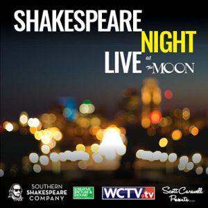 SNL - Shakespeare Night LIVE on WCTV !