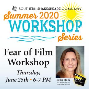 Summer Workshop Series: Fear of Film Workshop