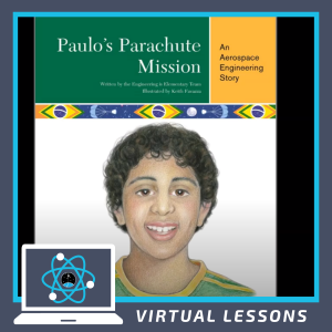 Engineering is Elementary: Paulo's Parachute Missi...