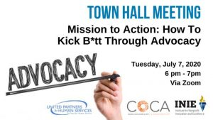 Mission to Action: How to Kick B*tt Through Advoca...