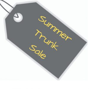 Summer Trunk Sale