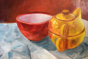 Online Oil Painting
