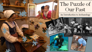 Puzzles of Our Past Virtual Children's Summer Youth Program