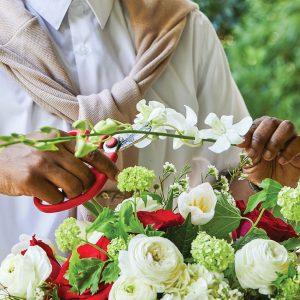 WAF | Creative Covey Floral Workshop